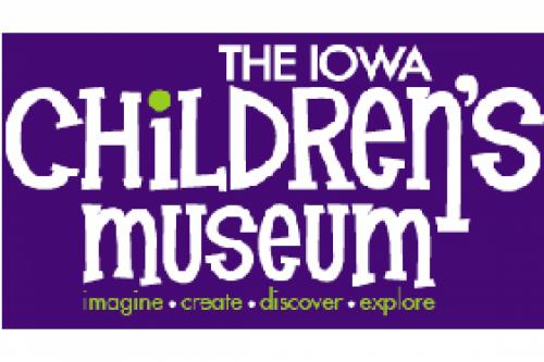 The Iowa Children's Museum Logo