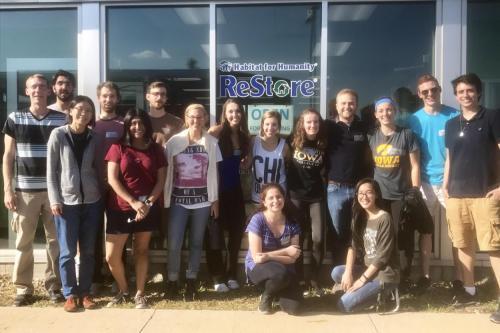 Photo of Volunteer Group