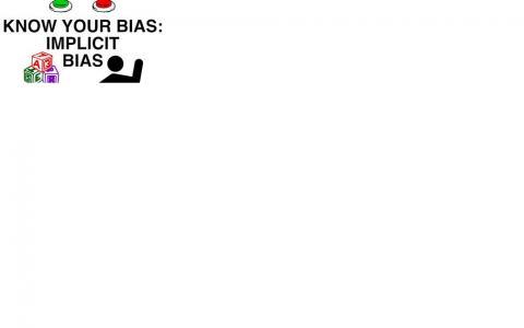 Implicit Bias Image